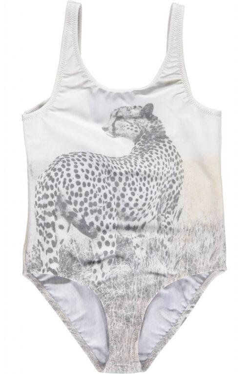 Popupshop Swimsuit Cheetah UPF 40+