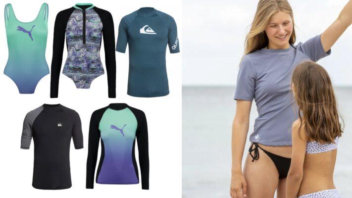 UV badetøj til voksne UV badetrøje UFP +50 badetøj til voksne UV badetøj til voksne