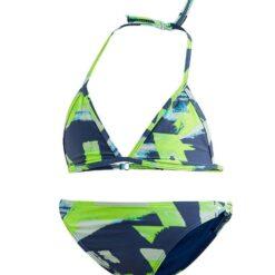 adidas Performance Bikini - Navy/Neongrøn
