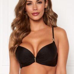 Chiara Forthi Cannes padded bra Black 70B