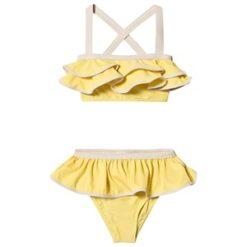 Kuling Cannes Flæse Bikini Banana Yellow 86/92 cm