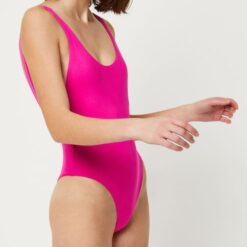 Retro Tank Maillot Ultra Pink by Seafolly