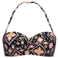 Seafolly Inka Gypsy Bustier Bandeau Bikini Top * Gratis Fragt * * Kampagne *