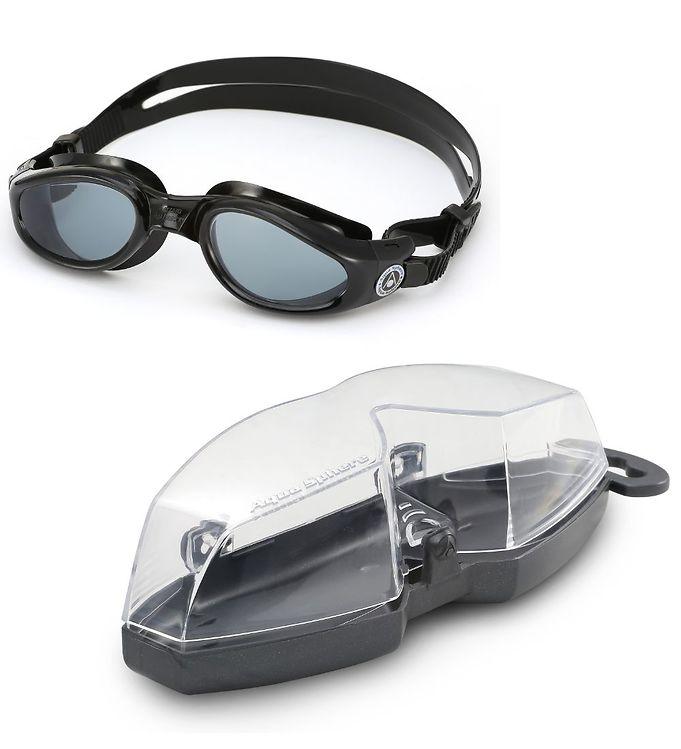 sorte svømmebriller til børn