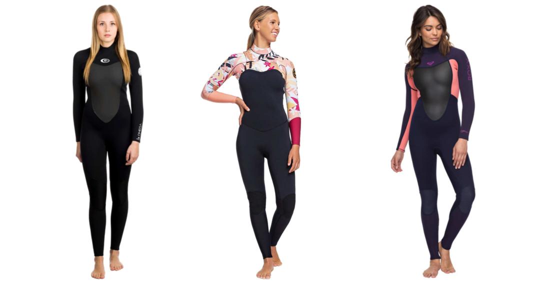 våddragt kvinder vådddragt til kvinder våddragt med lange ben heldragt badetøj sort våddragt feminin våddragt