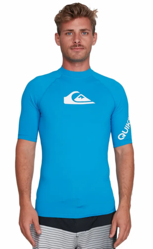 quicksilver rashguard soltrøje til mænd UV badetøj til mænd soltrøje til mænd