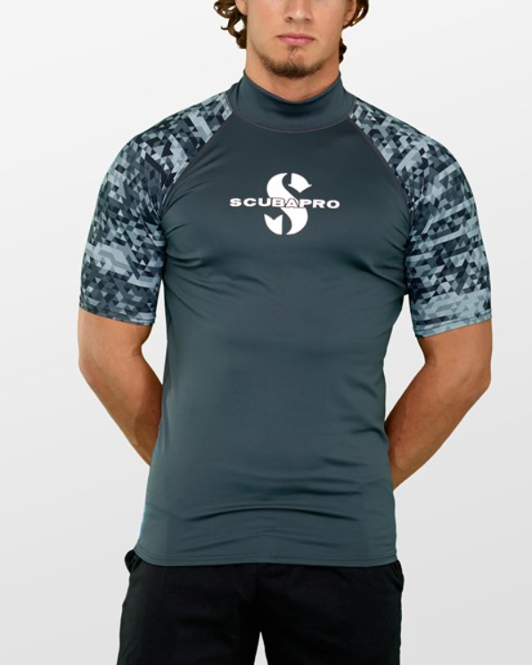 squbapro soltrøje til mænd UV t-shirt til herre SUP beklædning rashguard til vandsport