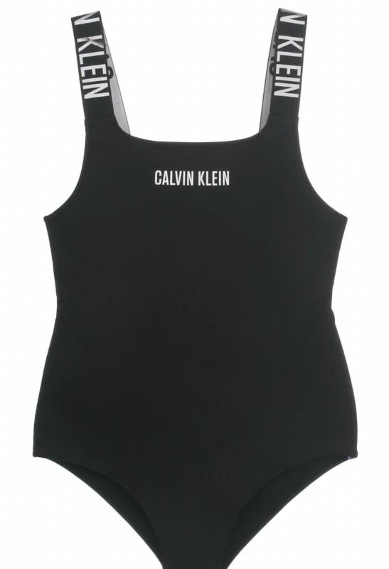 calvin klein badedragt til piger sort badedragt til piger calvin klein badetøj 12 år