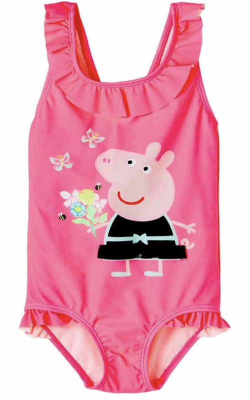 gurli gris badedragt pink badedragt 3 år gurli gris badetøj barn