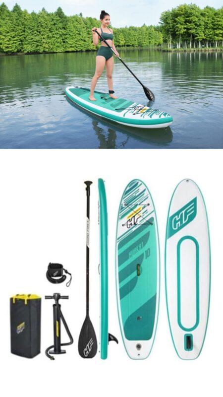 billigste sup paddleboard til voksne udsalg bestway sup padleboard grønt SUP