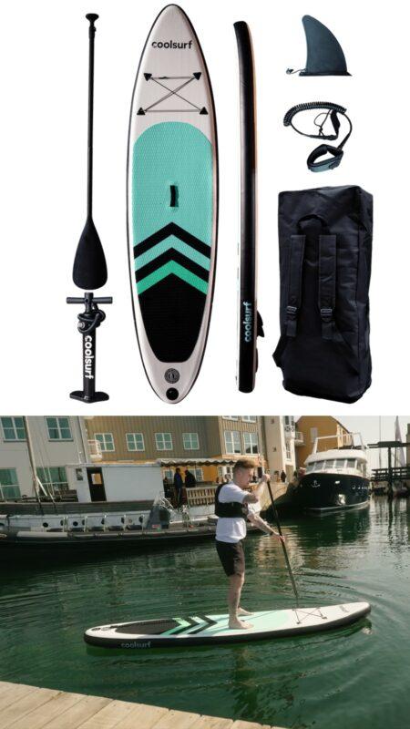 billigt sup board udsalg paddle board sup paddleboard nybegynder oppusteligt SUP sæt