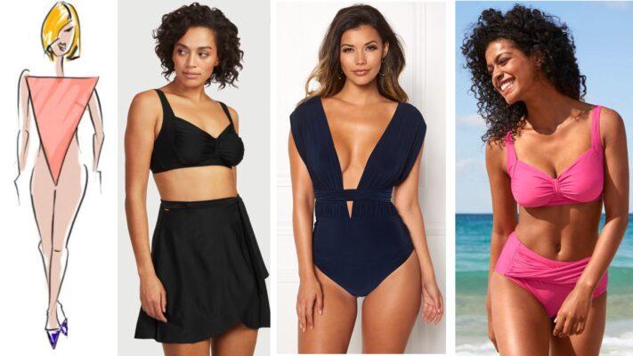 isvaffel badedragt isvaffel bikini badetøj til isvaffel kropsform badetøj lille røv for barm